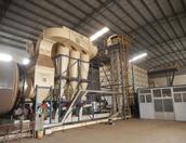 陕西7-9吨木屑颗粒生产线